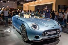 2014 Mini Superleggera Vision Concept (Touring) (el.guy08_11) Tags: paris france ledefrance mini voiture touring conceptcar 2014