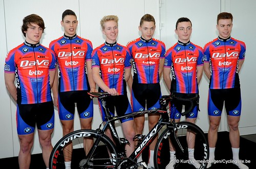 Davo Cycling Team 2015 (165)