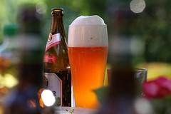 Lebenszeichen (StellaMarisHH) Tags: canon deutschland europa sommer bier glas getrnk weizen photoscape 5dmkii canoneos5dmkii eos5dmkii