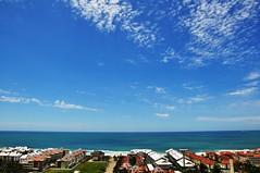 Oceano Atlântico (Ruby Ferreira ®) Tags: sky clouds céu nuvens atlanticocean oceanoatlântico southernbrazil