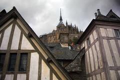 La ville (*Ολύμπιος*) Tags: france frança normandie normandy francia montsaintmichel normandia