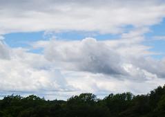 Clouds at Annadel