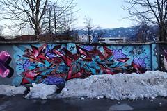 Ske / Innsbruck Wub Skatehalle (Crazy Mister Sketch) Tags: street streetart art colors wall painting graffiti austria tirol sketch sterreich crazy artwork style tags can spot mister spraypaint walls cans outline piece halle innsbruck ske spraycans wub ibk skatehalle stylewriting hnrx