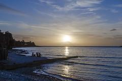 Sunset beach games