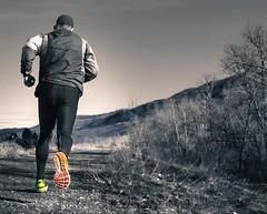 11km out...11km back... (evanffitzer) Tags: shoes path running trail halfmarathon saucony 21km justrun iphone6 findyourstrong evanffitzer evanfitzer