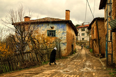 Gelemi village (s_gulfidan) Tags: street old houses village adobe 400faves saariysqualitypictures