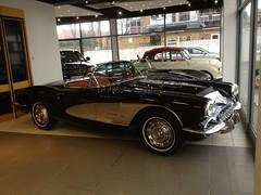 1959 Chevrolet Corvette Fuel Injection (mangopulp2008) Tags: chevrolet corvette injection fuel 1959