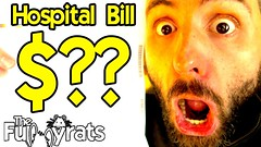 HOW MUCH IS THE HOSPITAL BILL? | Day 2097 - TheFunnyrats (l4anyrat) Tags: youtube lanevids thefunnyrats