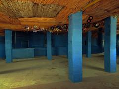 strange fruit (maximorgana) Tags: blue abandoned cane bar vinyl harry dirty record hanging harrys derelict caña vynil discopub