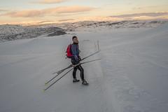 (Jahoa12) Tags: norge vinter sne fjeld landskab hovden bjerg austagder langrend bykle agnetegudnason