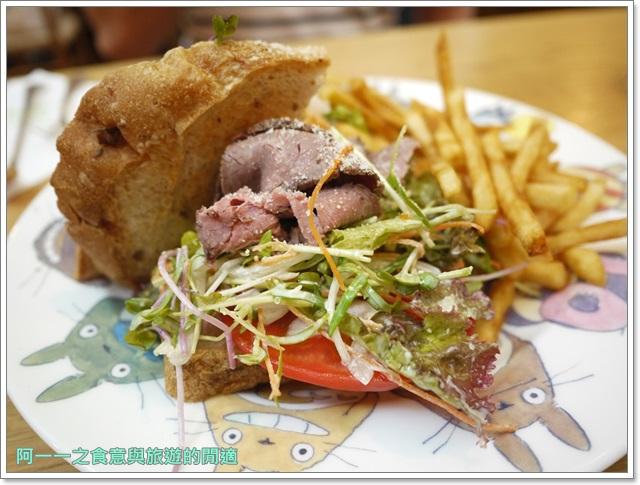 東京美食三鷹之森宮崎駿吉卜力美術館下午茶草帽咖啡館image017