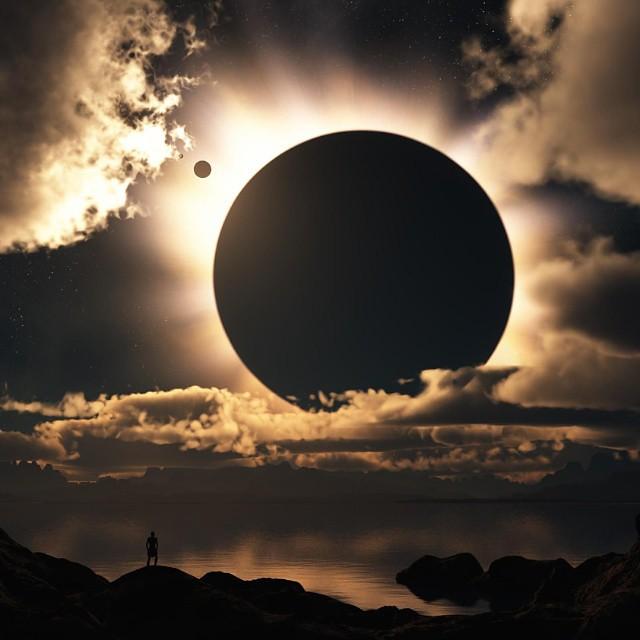 Evento del giorno: eclissi solare Event of the day: Solar Eclipse #brigataentusiasmoegoliardia #eclissi #eclissisolare #solareclipse #curiositá #sole #oscuramento #conoscereèbello #wlavita #astarbene #viaggiare #viaggi #beg