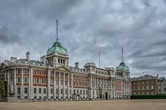 The Admiralty buildings (James Waghorn) Tags: summer urban sigma1750f28exdcoshsm london topazclarity city horseguards d7100 clouds nikon england horseguardsparade whitehall tourism admiralty