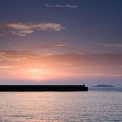 Calm dusk (Tomohiro Urakawa) Tags: dusk   nagasaki   nomozaki