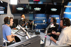 Danny McBride & Jody Hill on the Covino & Rich Show (covinoandrich) Tags: covino rich show siriusxm satellite radio celebrity interview danny mcbride jody hill hbo vice principals eastbound down