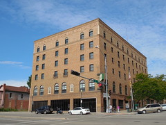 The Hotel Raton (jimmywayne) Tags: newmexico hotel downtown raton swastika historic colfaxcounty