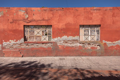 Abandoned in Baja (Erin Claassen Photography) Tags: travel red vacation urban orange holiday building abandoned window architecture mexico decay wanderlust traveller adventure bajacalifornia bajacaliforniasur loreto stucco bcs traveler travelphotography