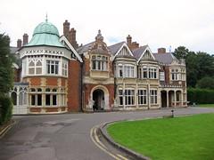 Bletchley Park mansion (Shuki Raz) Tags: park bombe turing bletchley