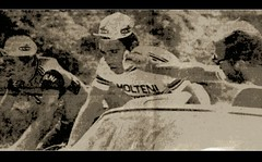 1975 TDF Medical Assistance... (Sallanches 1964) Tags: tourdefrance valloire eddymerckx mountainstage roadcycling worldchampionroadcycling iconofcycling 6thtour
