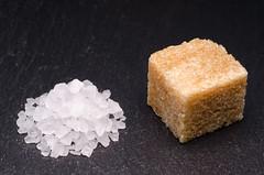 Salt vs. Sugar (SLX_Image) Tags: macro macromondays opposites photography salt sugar