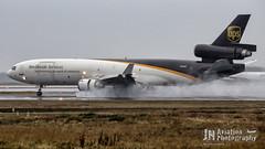 2016, CGN, MD-11, MD11, N283UP, rain, UPS,3,Canon EOS 6D,EF100-400mm f-4.5-5.6L IS II USM,.jpg (jncgn) Tags: md11 rain ups n283up cgn aircraft airplane airport cargo cologne eddk flughafen fracht frachtflugzeug freight germany konradadenauerairport kln klnbonn klnbonnairport paket plane planes pckchen runway shipment theworldontime unitedparcelservice workhorse worldwideservices aereo aeroplane aeroporto aeropuerto airplanes aviao avion luchthaven vliegtuig