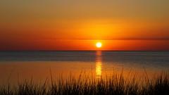 Burning Florida Sunset (ikiem2015) Tags: sunset usa spring hil burning sky coast meer holidays orange clouds floridakeys miami sea florida