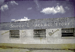 Source II Package Store (Don Colin Photographs) Tags: us unitedstates alabama theodore 160709044dd