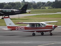 G-GCWS Cessna Cardinal 177 (Aircaft @ Gloucestershire Airport By James) Tags: gloucestershire airport ggcws cessna cardinal 177 egbj james lloyds
