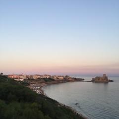 Le castella (giusyfrassica) Tags: passion photographer 2016 campus iphone iphone6 panoramicview beautiful beautifulplace calabria lecastella caste