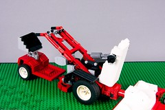 belos_11 (pehter aka ibbe) Tags: tractor lego gravely mocs lawnmover belos