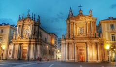 Torino, Piazza San Carlo (enry.dep60) Tags: torino