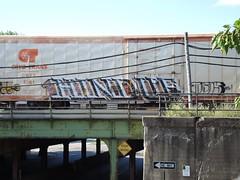 Hindu (Select1200) Tags: benching freights trains graffiti railroad chicago