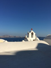 Oia (regardici1) Tags: le grce soleil ciel santorini blanc bleu mer