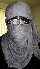 v b 208 (Fia by Marv) Tags: veil veiled verhllt verschleiert frau scarf tcher portrait oriental eyes augen women schleier niqab