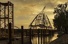 800_6488 (snolic...linda) Tags: arkansas arkansasriver broadwaybridge sunset 501