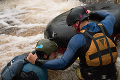 the crew (danwilson10) Tags: sony alpha a6300 apsc apcs 50mm prime river rafting white water outdoors motor bike cave waterfall