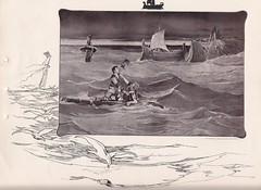 Scene 5 of a 1900 production of Ben Hur (mharrsch) Tags: benhur play presentation lewwallace production novel souvenirbooklet publicdomain 1900 mharrsch