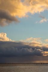 Sunset on sea (.Stephen..Brennan.) Tags: clouds fa77 fremantle pentaxk3 sky sunset westernaustralia australia