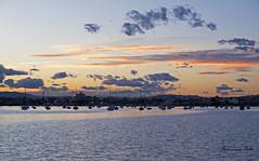 Atardecer en Lo Pagn (Fotgrafo-robby25) Tags: atardecerenelmarmenor fujifilmxt1 lopagnmurcia marmenor nubes salinasyarenalesdesanpedrodelpinatar