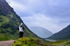 DSC_2595 (iggythump) Tags: glencoe scotland scottishhighlands bagpipes bagpiper