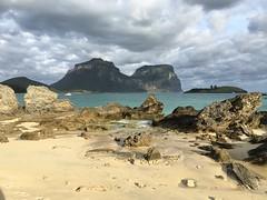 The Lord Howe Island lagoon (IslandTraveler.com) Tags: lordhoweisland lordhowe paulcszigety paulszigety lagoon worldheritagesite paradise australia islandtravelercom mtgower