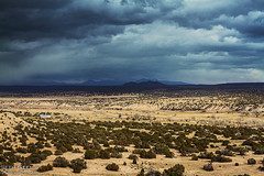 RanchScape (sethalanphoto) Tags: high desert ranch plains sky landscape country clouds
