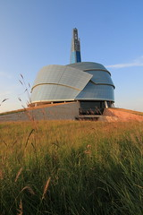 Canadian Museum of Human Rights (36ViewsGuy) Tags: canada museum winnipeg tourism architecture icon modern manitoba wheat prairie tower