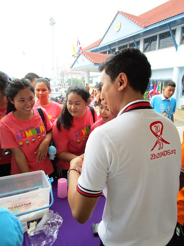 World AIDS Day 2014: Thailand