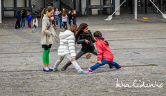 Kids Playing (khalidinho) Tags: street travel vacation playing paris france cute kids canon children french happy europe child play euro innocent streetphotography happiness traveling bahraini khalidinho khalidinho1 khalidinhophotographycom wwwkhalidinhophotographycom