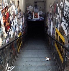 Creepy tunnel (dantecandal) Tags: street tunnel creepy rua paulo so tnel