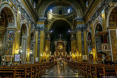 """Santa Maria in Transpontina • <a style=""""font-size:0.8em;"""" href=""""http://www.flickr.com/photos/89679026@N00/15683760033/"""" target=""""_blank"""">View on Flickr</a>"""