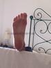 IMG_0658C (CrsConcreteCpl) Tags: toes sweaty barefeet sonia soles stinky cutefeet