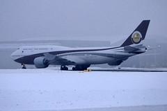 Qatar - Amiri Flight VQ-BSK, OSL ENGM Gardermoen (Inger Bjørndal Foss) Tags: norway boeing 747 osl gardermoen engm qataramiriflight vqbsk
