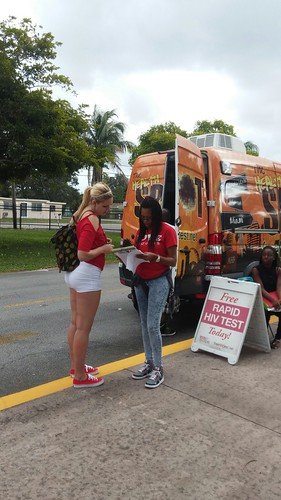 World AIDS Day 2014: USA - Miami, FL